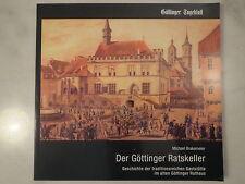 Göttingen - Der Göttinger Ratskeller - Bullerjahn / Studentika
