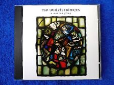 The Whistlebinkies 'A wanton fling' - CD. From a private collection...