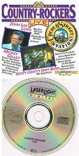 Country Rockers Live Church Street Station CD 1991