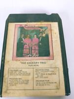 The Calvary Trio For Real (8-Track Tape,BR8111)