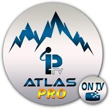 Atlas Pro 12 mois Full Hd Garantie De Suite Par Message