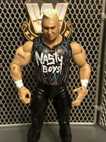 WWE Brian Knobbs Wrestling figure Classic Superstars toy Nasty Boys Nobbs WCW