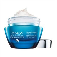Avon Clinical E-Defence Deep Recovery Cream - Hydrates & Visibly Repairs Skin