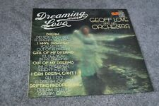 """New listing Geoff Love And His Orchestra - Dreaming With Love - 12"""" LP Vinyl Album"""