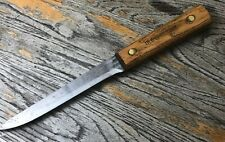 Hickory Knife Carbon Steel Boning Knife Made In USA 49