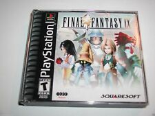 Final Fantasy IX Playstation 1 (2000) Complete With Instructions!