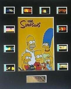 The Simpsons - 35mm Film Display