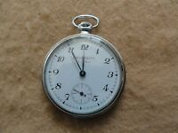 University 18 Jewels Mechanical Wind Up Vintage Pocket Watch