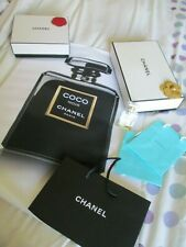 EMPTY CHANEL BOXES CHANEL NO 5 PERFUME BOTTLE TIFFANY BAGS & CHANEL POSTER