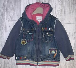 Girls Age 18-24 Months - Next Denim Jacket