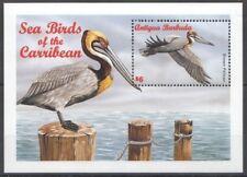 Antigua & Barbuda 1990 MNH MS, Sea Birds, Brown Pelican  (B3)