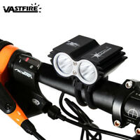 SolarStorm 8000LM XM-L T6  LED Road Bike Lamp Bicycle Light Headlight Headlamp K