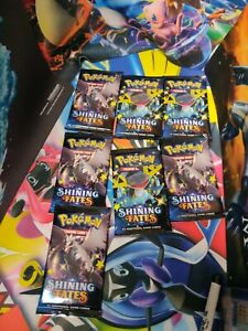 1 Pokemon Shining Fates Booster Pack