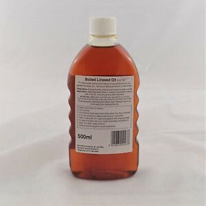 Boiled Linseed Oil - Professional Grade Wood Treatment - Sealer - Protectant