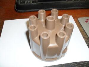 NOS Tan Distributor Cap Made in USA Dodge Plymouth Chrysler Mopar 318 383 440