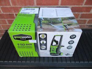 Greenworks G2 110 Bar Pressure Washer