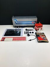 1984 Transformers G1 Optimus Prime 100% Complete With Papers And Unused Stickers