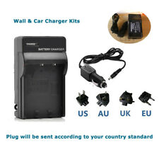 DMW-BCF10E Battery Charger for Panasonic Lumix DMC-FT1 DMC-FT2 DMC-FT3 DMC-FT4