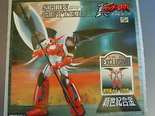 Aoshima Soul of Chogokin Shin Getter Robot 1 Exclusive Toysrus Edition SG02 New
