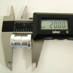 Manitou Rear Shock Bushing Hardware 8.0 x 20