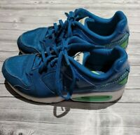 Womens Nike Air Max Coliseum Racer Blue Sneakers Size 6.5