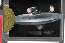 Charles Hall 2007 Star Trek incentive sketch sketchafex