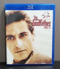 The Godfather Part II    (Blu-ray)    LIKE NEW
