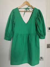 Asos Green Sun Dress 8