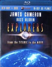 Explorers: From the Titanic to the Moon (Blu-ray + DVD 2010) Educational Cameron