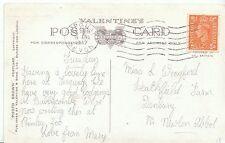 Genealogy Postcard - Family History - Wrayford - Denbury - Newton Abbot  BH5755