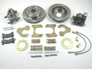 Ford 9'' Rear Bolt On Disc Brake Kit 11'' Rotor w/ E-Brake BPB-5203A