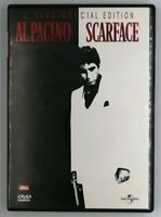Al Pacino Scarface DVD 2 Dischi Special Edition Film Cinema Video