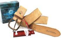 Cintura Uomo in pelle RENATO BALESTRA LINEA GUMP 449.40 cognac MADE IN ITALY
