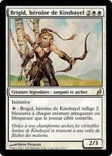 MTG Magic LRW - Brigid, Hero of Kinsbaile/héroïne de Kinsbayel, French/VF