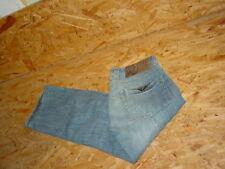 Damen Jeans v.GIORGIO ARMANI Gr.W31/L30 blau used