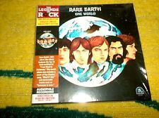 RARE EARTH ONE WORLD 1971 HTF CD album-Like New !!!