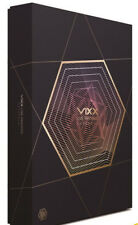 VIXX Live Fantasia Day Dream 3-DVD+6 Photo Cards+6 Post Cards Taiwan Exclusive