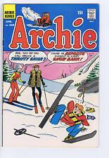 Archie #208 Archie Pub 1971