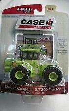 ERTL BRITAINS STEIGER COUGAR II ST300 TRACTOR DIE CAST MINT CASE I H AGRICULTURE