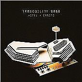 THE ARCTIC / ARTIC MONKEYS - Tranquility Base Hotel + Casino CD NEW