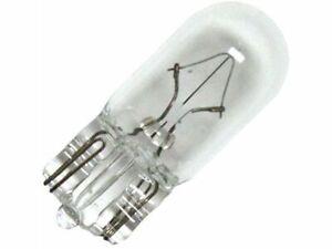 For 1999-2001 Isuzu VehiCROSS Instrument Panel Light Bulb 31335CR 2000
