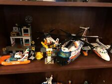 Lego City Coast Guard Lot