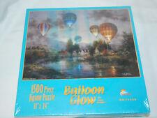 Balloon Glow 1500 Piece Jigsaw Puzzle SunsOut New Sealed