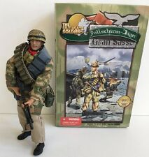 Gran Sasso Fallschirm Jager WWII Ultimate Soldier German Figure Afrika Corps