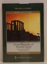 great Pharaohs of Ancient Egypt The Great Courses Free Shipping