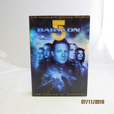 Babylon 5 (Five) - Season 2 (Two) (6-Disc DVD Box Set, 2008)