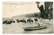 CPA 73 Savoie Chasseurs-Alpins Accident de Montagne animé