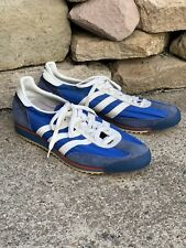 Adidas SL-72 original 1970's Vintage made in West Germany US size 10.5, mint!