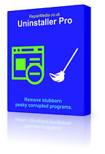 Your Uninstaller Computer Program Removal Software Unwanted Apps DVD Windows Pro