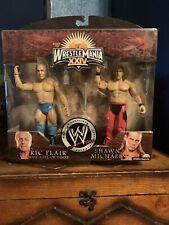 Wwe Wrestle Mania XXIV Ric Flair & Shawn Michaels Action Figure NIB
